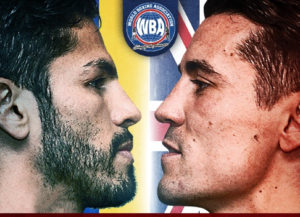 Linares and Crolla completed their public workout
