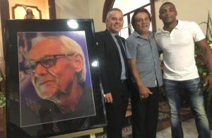 Gilberto Jesus Mendoza, Roberto Durán y Erislandy Lara.