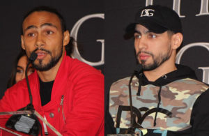 Keith Thurman - Danny Garcia press conference