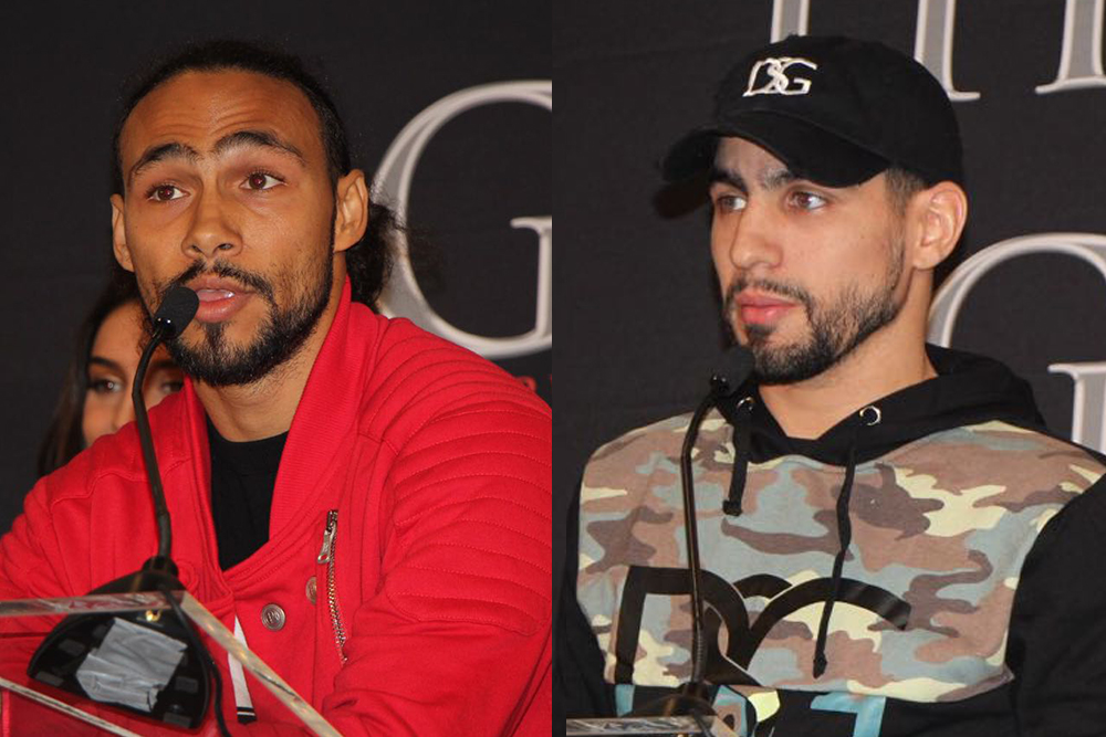 Keith Thurman vs. Danny Garcia Final Press Conference Quotes