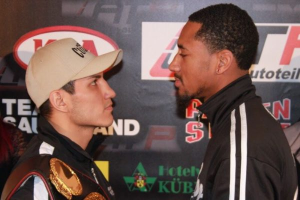 Culcay - Andrade met at the press conference