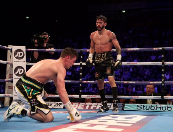 Jorge Linares, between dreams and feats for 2018