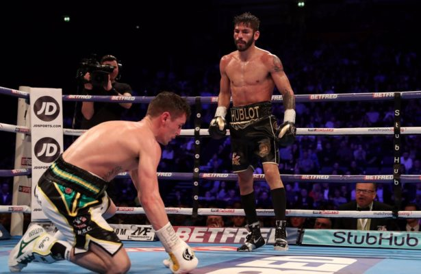 Jorge Linares, between dreams and feats for 2018.