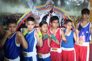 Caracas paid tribute to Gilberto Mendoza
