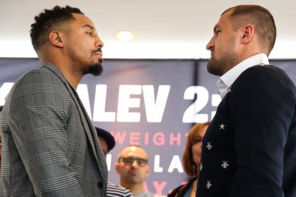 Ward vs Kovalev II catches everyone's eyes in June