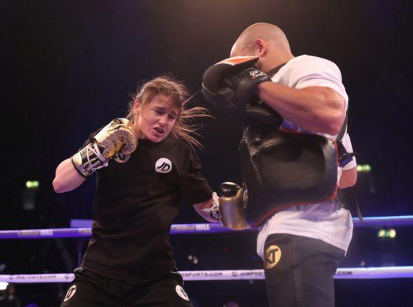 Taylor Defending WBA Title Against Connor.