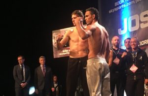 Campbell makes weight, but Perez fails.