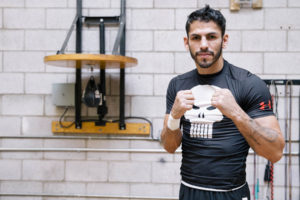 Linares will accompany the WBA at the Box Fan Expo 2017