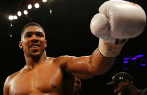 Anthony Joshua WBA Heavyweight Super Champion