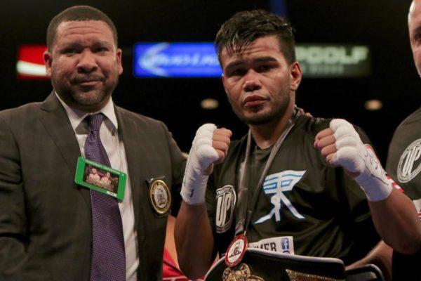 Rojas new WBA-NABA featherweight champion