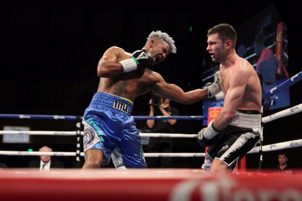 Barthelemy and Relikh will fight for vacant WBA title in San Antonio
