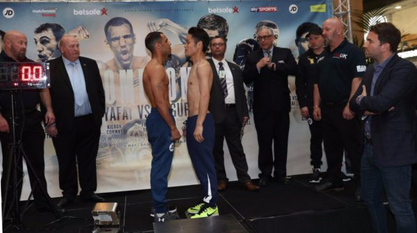 Yafai and Muranaka ready for war
