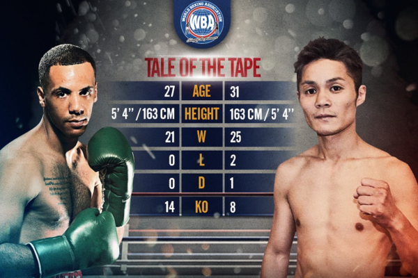 Yafai and Muranaka face-to-face in Birmingham