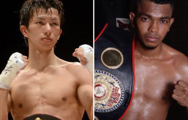 WBA orders Taguchi-Barrera fight
