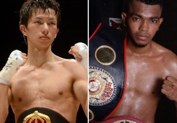 Taguchi and Barrera passed medical check-up