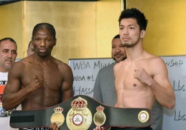 WBA extends purse-bid deadline for N'Dam-Murata rematch