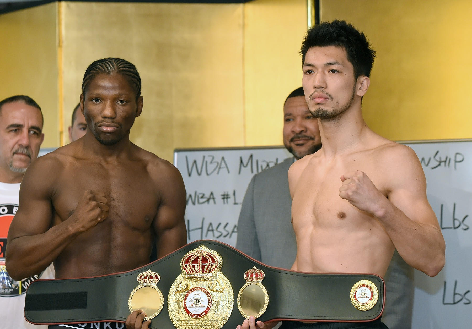 WBA extends purse-bid deadline for N'Dam-Murata rematch