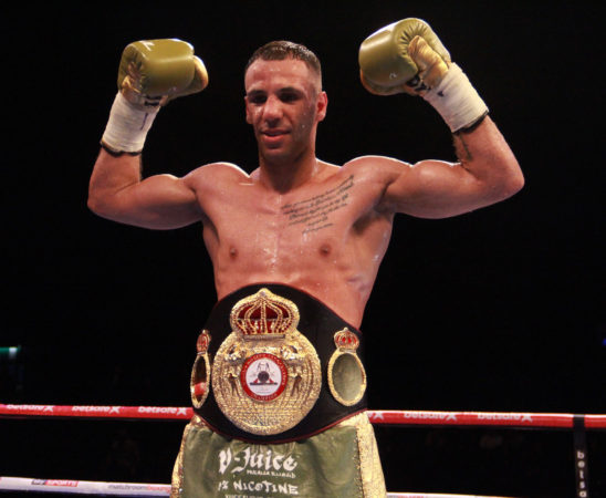 Khalid Yafai Talks Family, Fights, Hearn, and the WBA Title