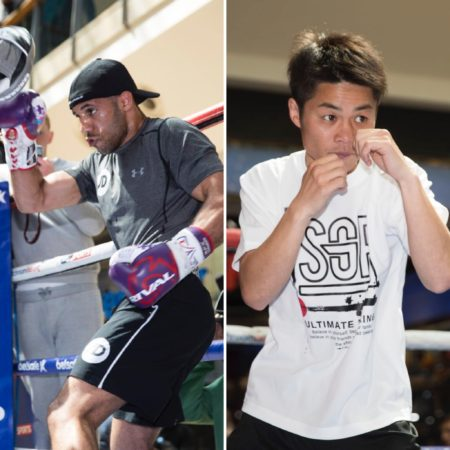 Yafai and Muranaka comply with public training