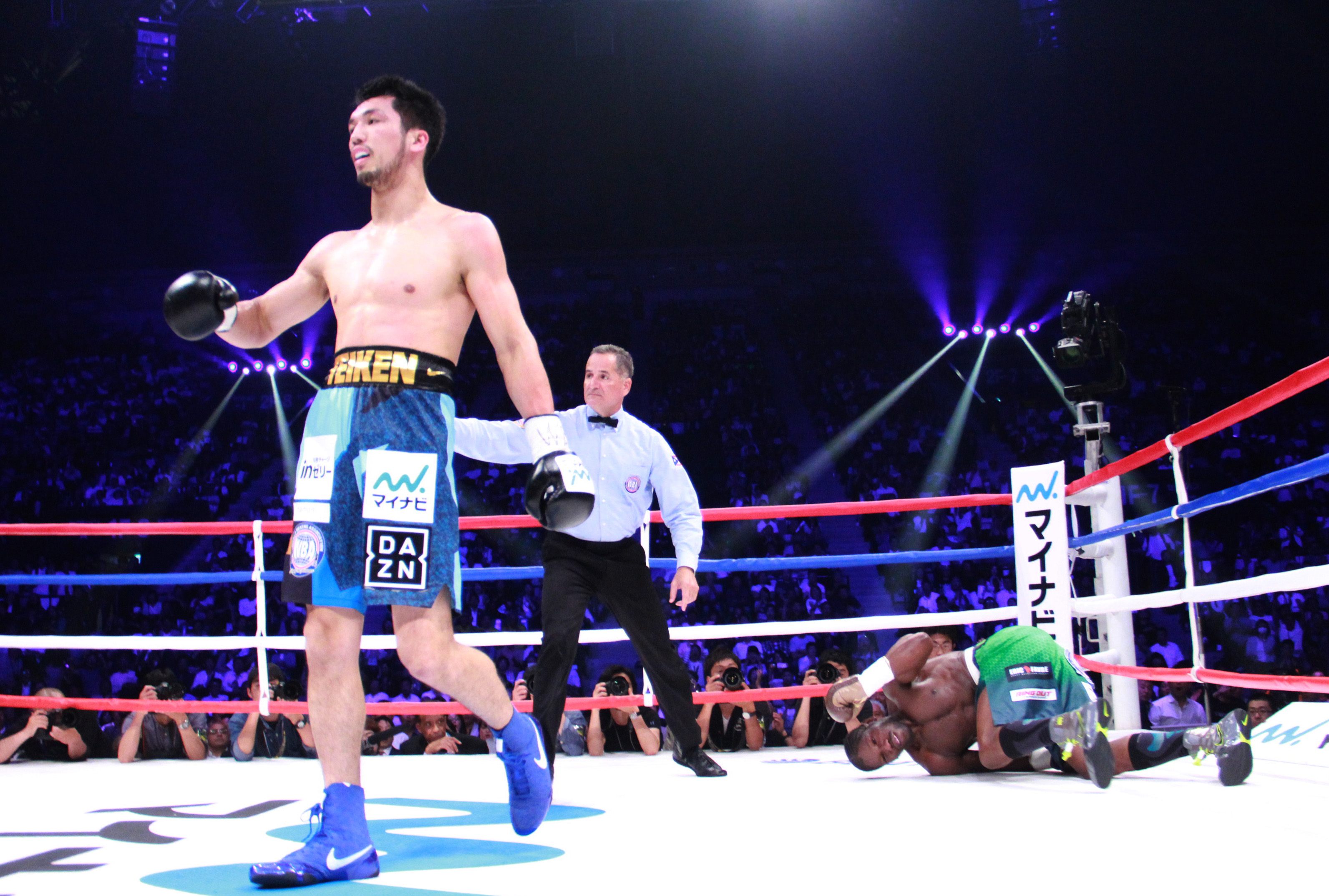 WBA ratifies Rematch N'Dam-Murata and orders Barthelemy-Relikh 2
