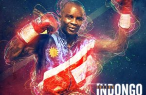 Julius Indongo WBA Super Lightweight Champion - WBA Honorable Mention - April 2017
