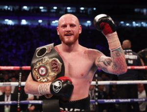 Groves is the new WBA Super Middleweight Super Champion