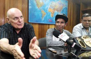 Renzo Bagnariol immortal in Nicaragua.