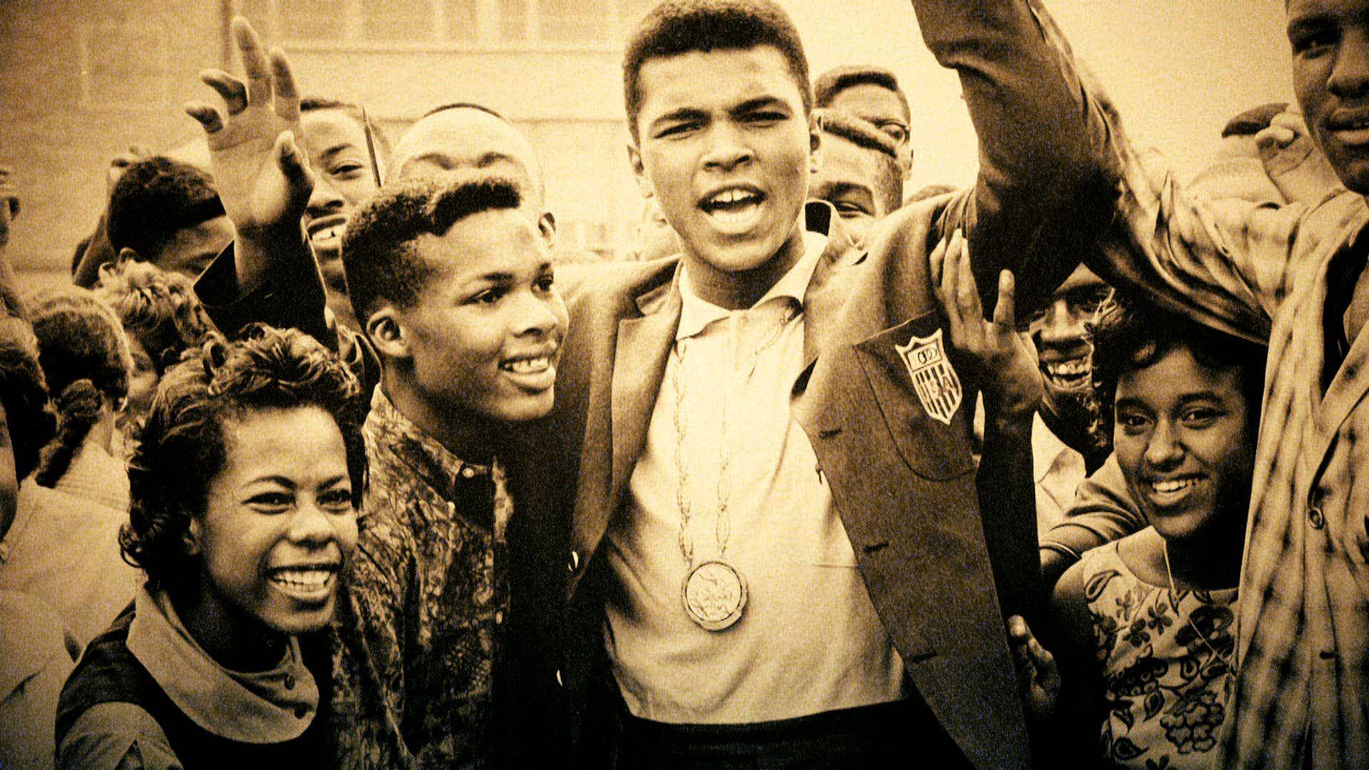 Ali fue inspiración para muchos
