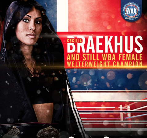 Braekhus still WBA Welterweight Champion.