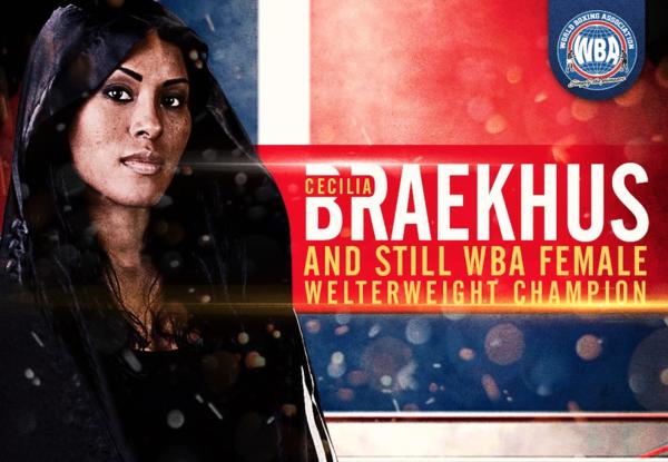 Braekhus still WBA Welterweight Champion