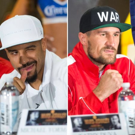 Ward-Kovalev held final press conference.