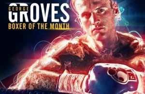 George Groves.