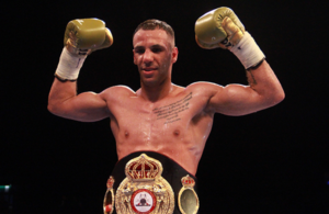Khalid Yafai WBA Super Flyweight World Champion