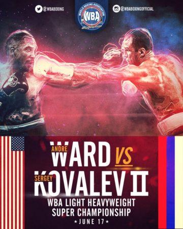 Ward-Kovalev y Rigondeaux-Flores hicieron el peso en Las Vegas.