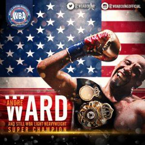 Ward retains WBA Super Championship
