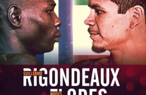 Rigondeaux and Flores step in the ring this weekend.