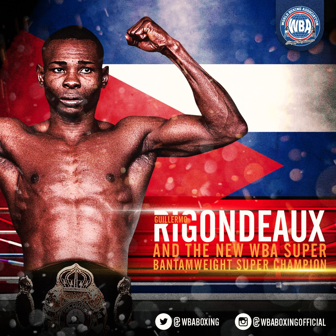 Rigondeaux knocks out Flores in the first round