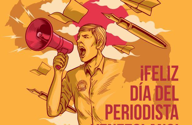 Día del periodista venezolano