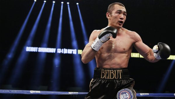 Beibut Shumenov Returns to Action Against Hizni Altunkaya