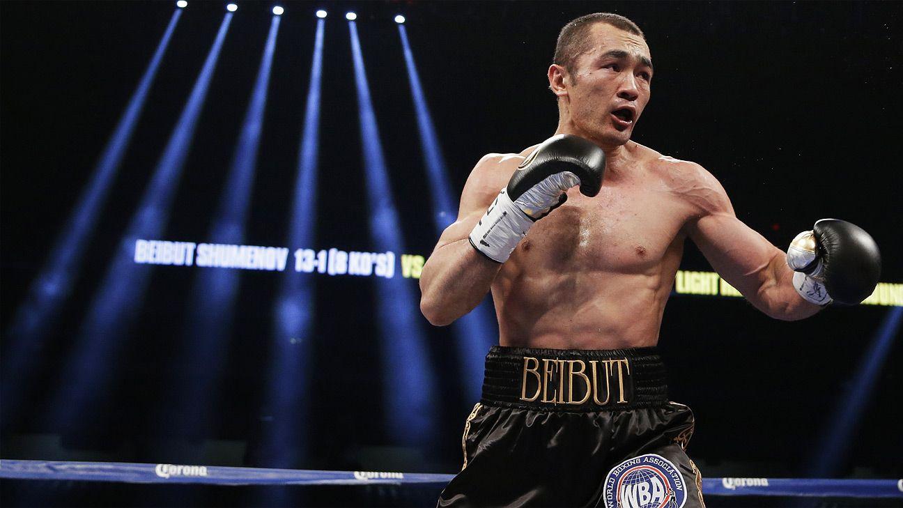Beibut Shumenov Returns to Action Against Hizni Altunkaya