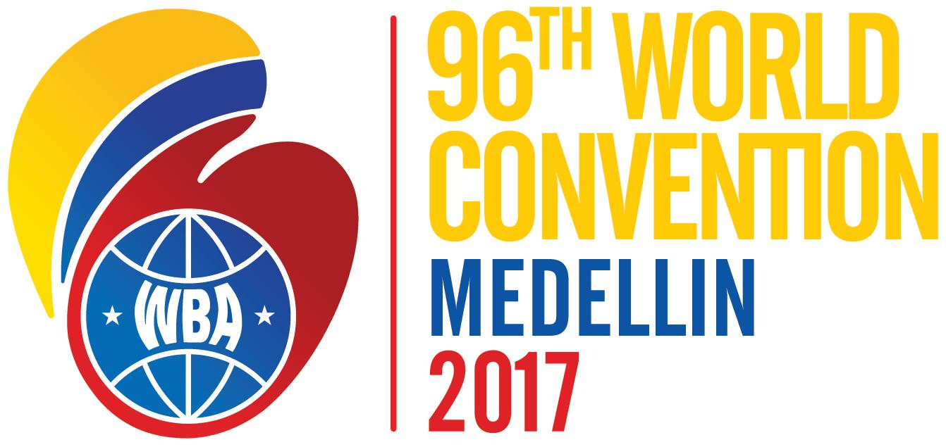 96th WBA World Convention, Medellin 2017