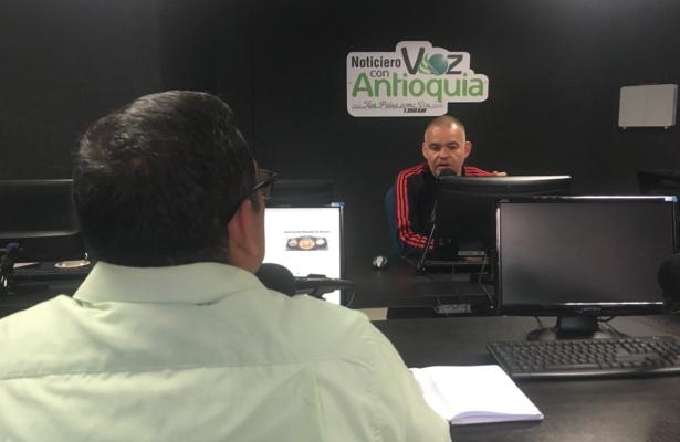 """Gilberto Jesús Mendoza: """"El boxeo es un vehículo de superación""""."""