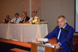 WBA Update with WBA President Gilberto Jesus Mendoza
