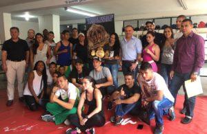 ¡AMB Siembra el boxeo en las regiones!