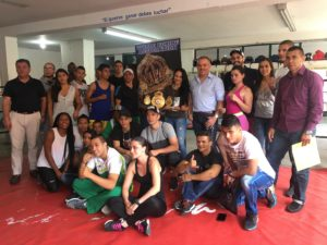 WBA seeds boxing in the regions!