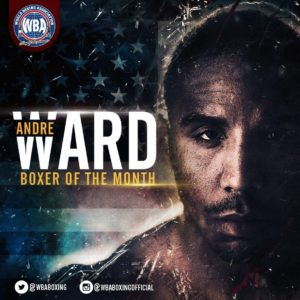 Andre Ward – Boxer of the Month June 2017
