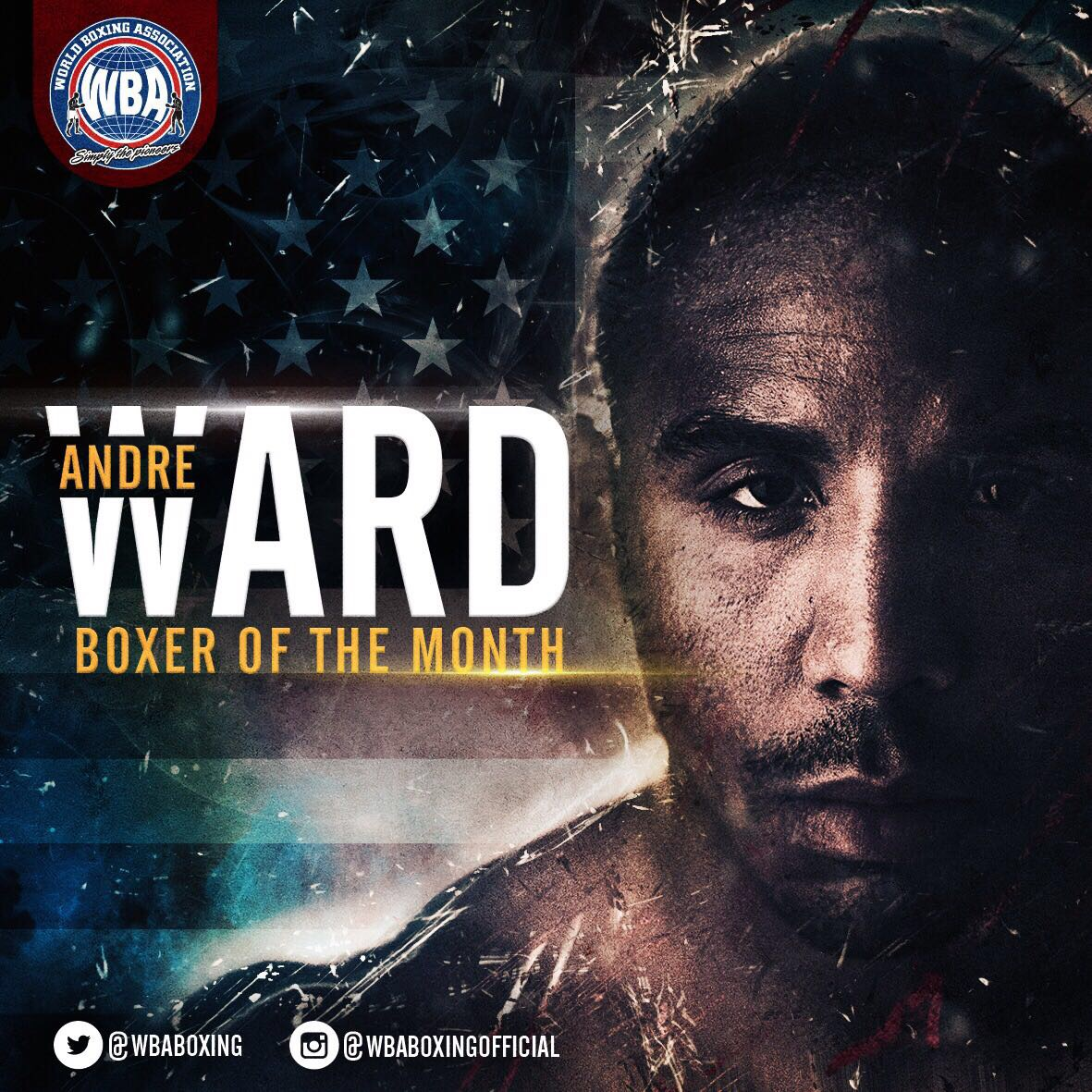 Andre Ward Undisputed WBA Light Heavyweight Champion