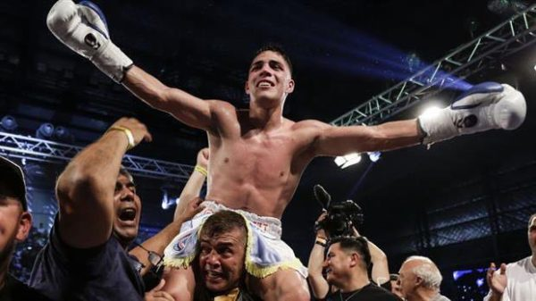 WBA 154lb Title is now vacant as Castano and Soro could not reach an agreement