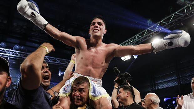 Castaño and Vitu will fight for the WBA belt this Saturday in France