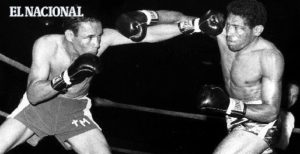 Alfredo Marcano was the third Venezuelan World Champion of the WBA